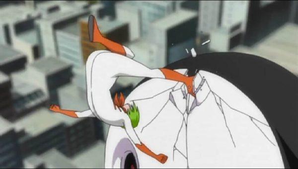 Mashiro smashing Gillians