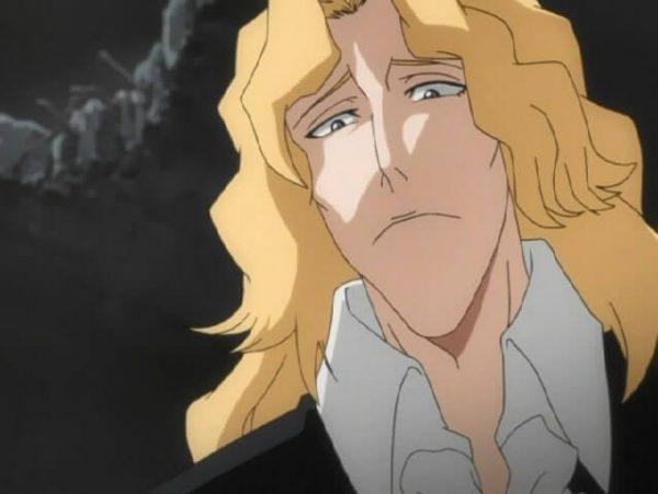 Rose watching Ichigo fight shinji