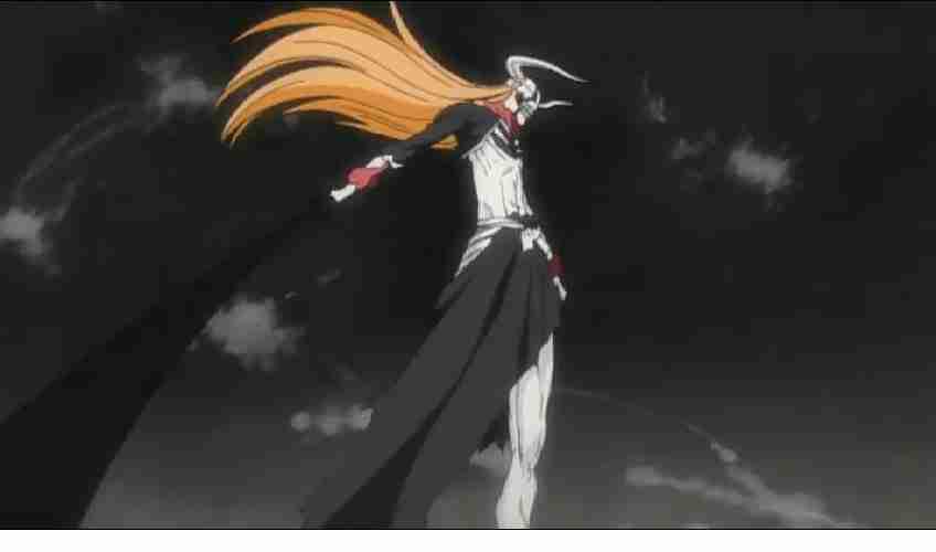 Ichigo's vasto lordes form