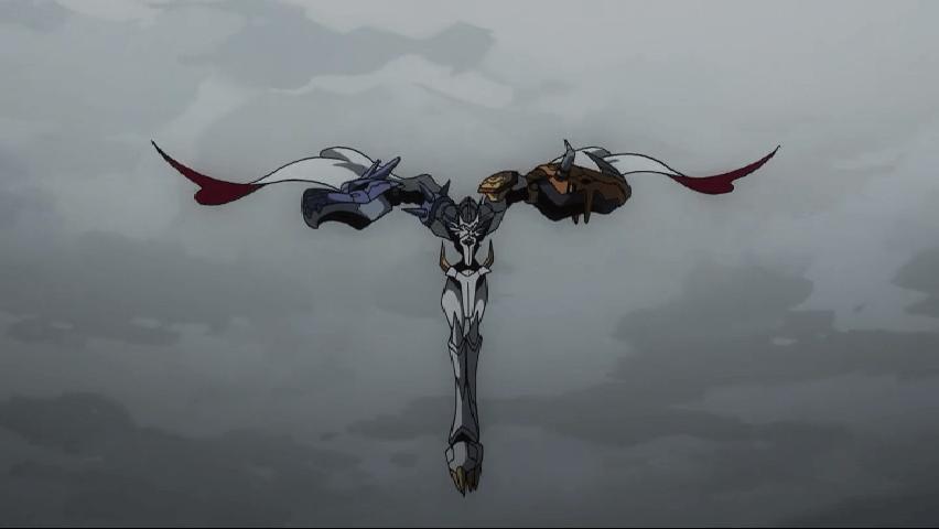 Omnimon Digimon Tri