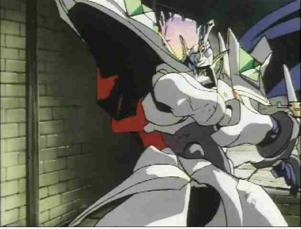 Awesome Anime Music Escaflowne's first fight