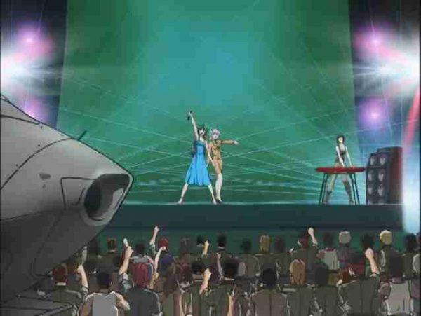 Fullmetal Panic! celebration in the TDD-1