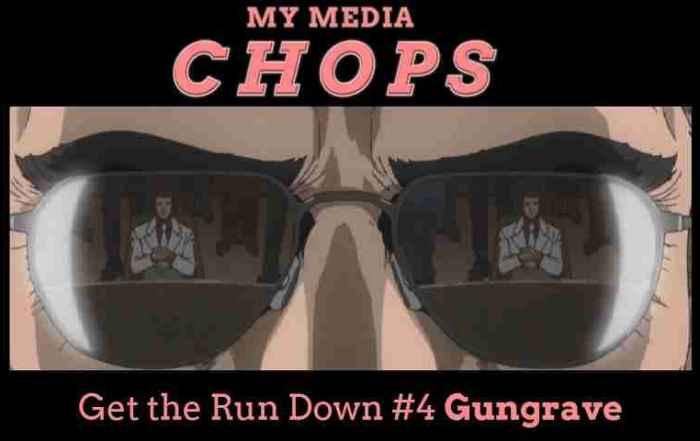 Get The Run Down Gungrave