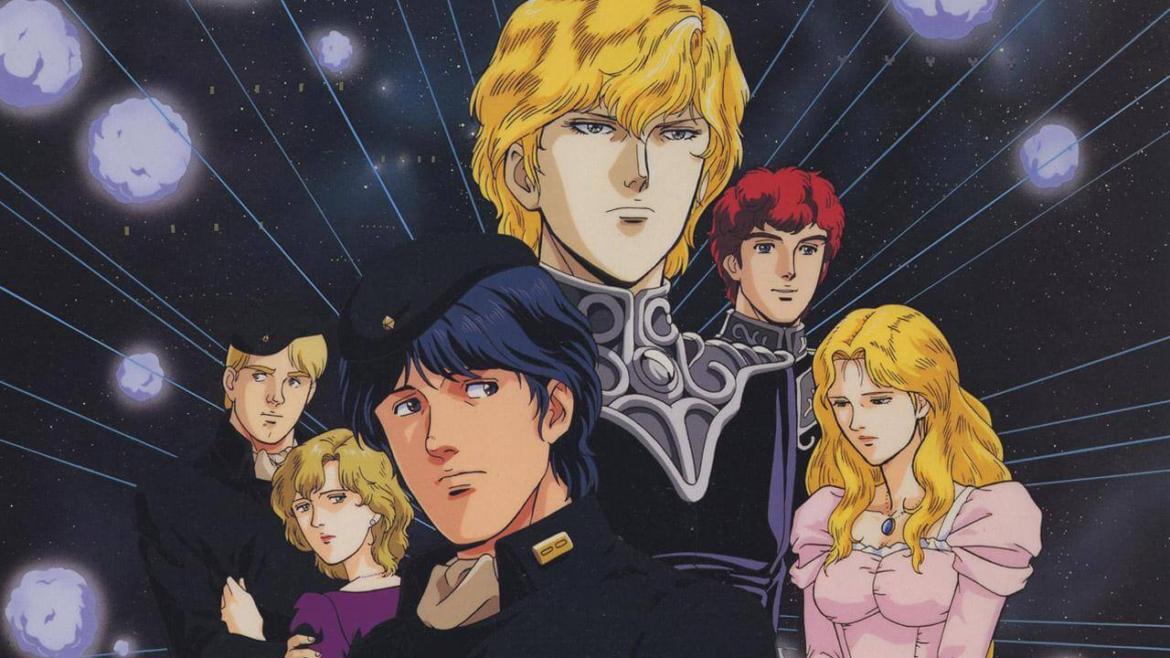 All the Main Characters in the Series