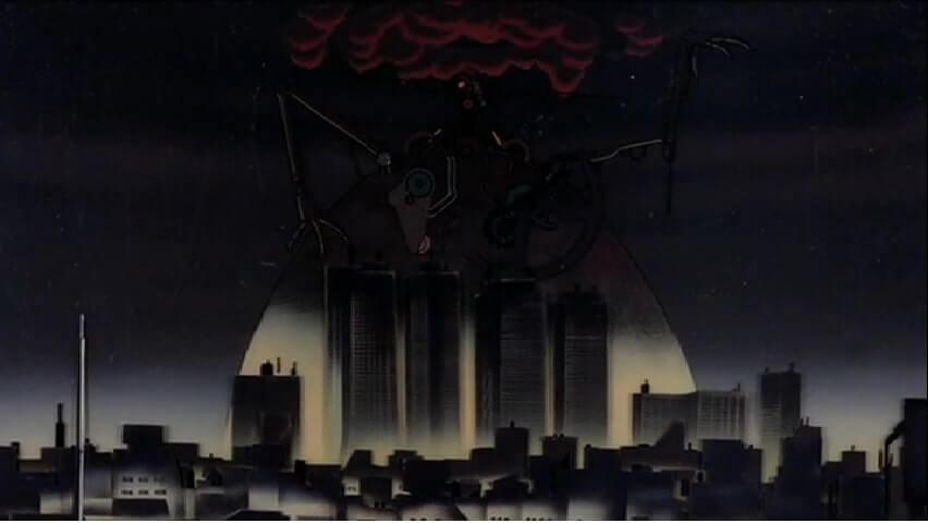 Nightmare by Takashi Nakamura