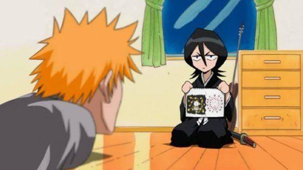 Rukia and Icho
