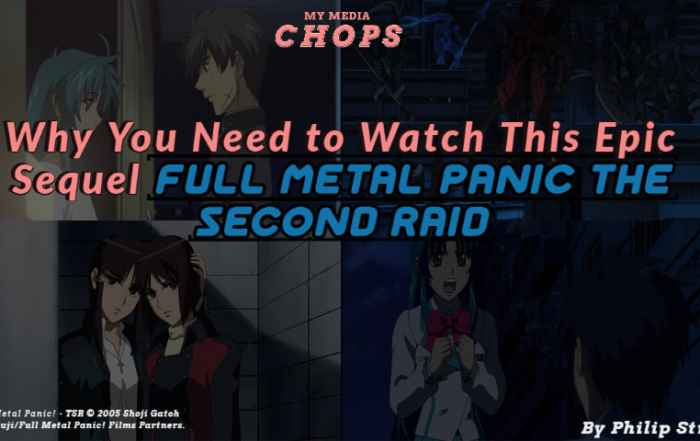 Full Metal Panic The Second Raid Feature Image