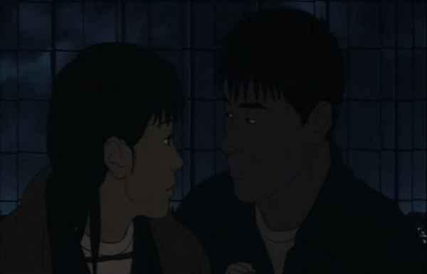 Kazuki and Kei together Jin Roh At 1 hour 17 min 37 sec