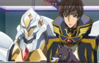 Suzaku Facts Feature Image. SuzakuAwesomeFactsFeatureImage