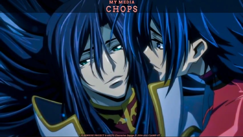 My Analysis of Code Geass Akito the Exiled.