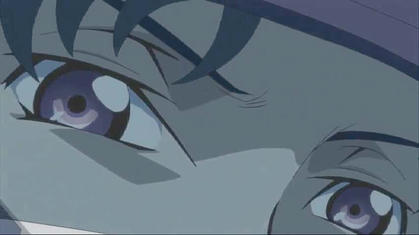 Rolo thinking about killing Nunnally once he finds her. Code Geass R2 Turn 18 At 07m 16s