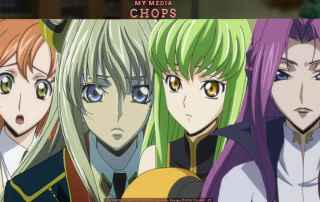 Code Geass My Top Favorite Women in Code Geass.