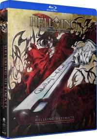 Hellsing ultimate Blu-ray
