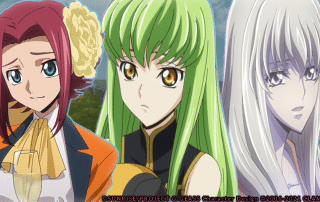 Most Beautiful Women in Code Geass Feature Image