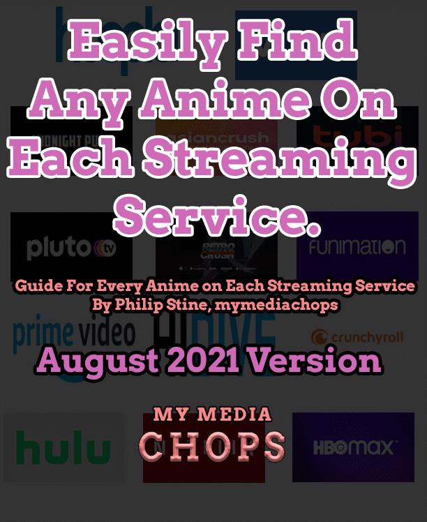 AnimeStreaming Guide 2021